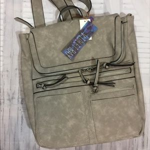 Handbags - Boho backpack Violet Ray